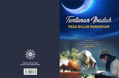 Buku Tuntunan Ibadah di Bula Ramadhan Menurut Muhammadiyah
