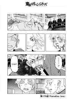 Update! Baca Manga Tokyo Revengers Chapter 178 Full Sub Indo