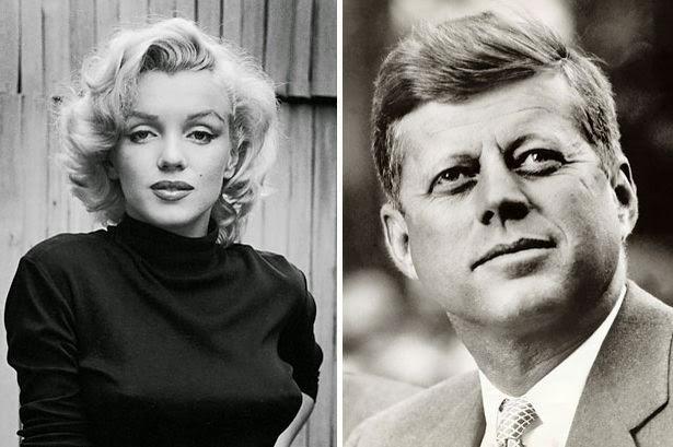 Marilyn Monroe, John F. Kennedy e gli Ufo