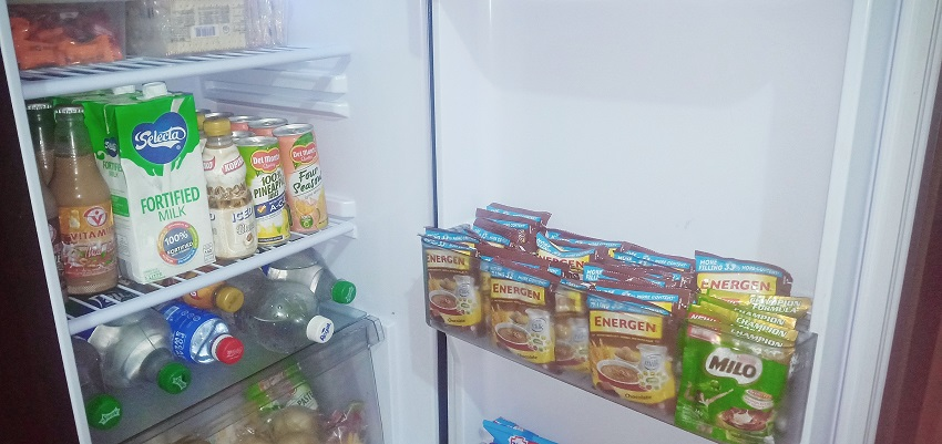 Grocery Shopping and Organization: How I Store Foods in My Single-Door Refrigerator - Top Lifestyle Blogger in Quezon City, Philippines - Retail, Shopping for Necessities and Essential Goods  - Cooking Ingredients and Powdered Drinks and Juices