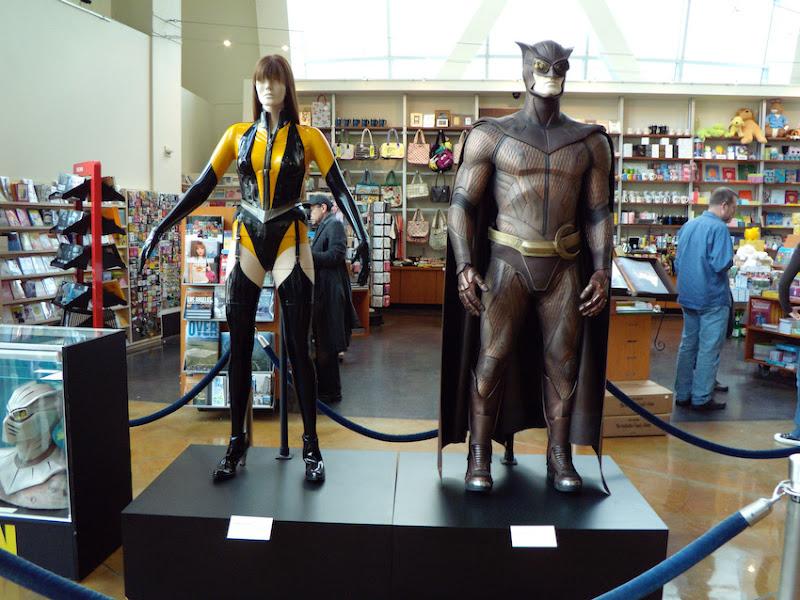 Watchmen movie costumes