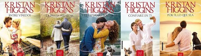 Serie Blue Heron, de Kristan Higgins