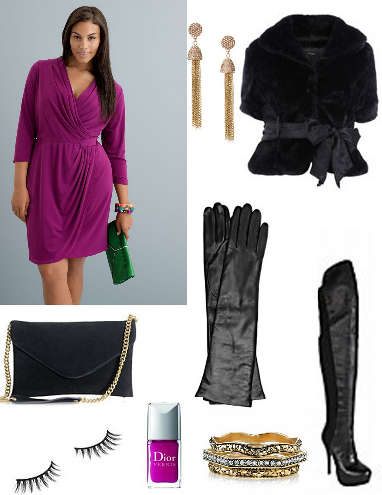 what to wear for graduation in winter
