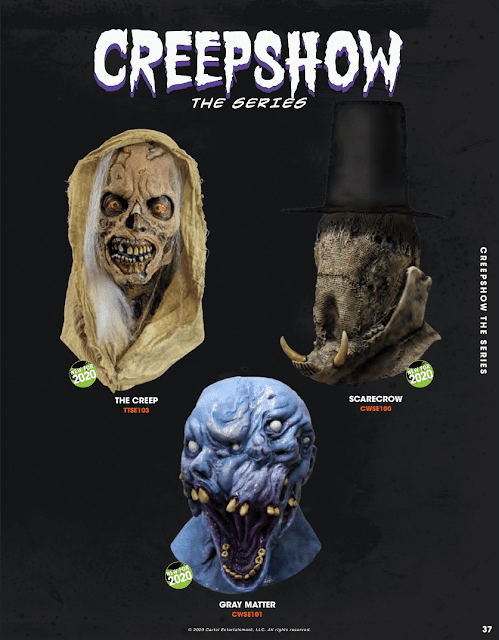 Trick or Treat Studios: the Creep (Creepshow The series)