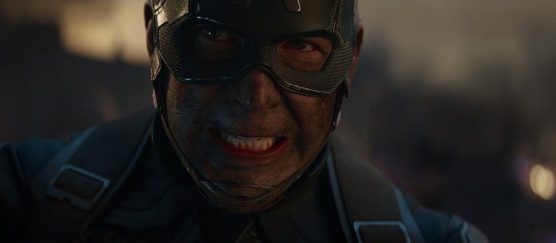 Капитан Америка Мстители Финал