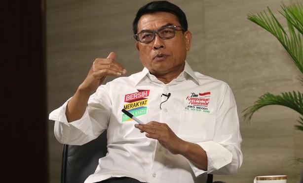 Jokowi Didesak Ambil Alih TWK KPK, Moeldoko: Jangan Semua Persoalan Lari ke Presiden!