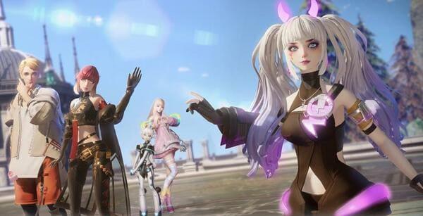 Dragon Raja – RPG para Android e iOS
