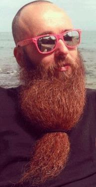 Drug Dealer on The Dark-Web  Arrested As He Visited The US for World Beard Championships