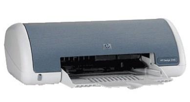 How to install HP Deskjet 3745 Color Inkjet Printer Drivers
