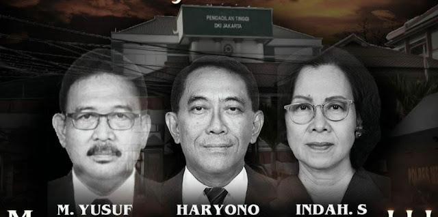 Hakim yang Tolak Banding HRS Ternyata yang Potong Vonis Djoko Tjandra, Yan Harahap: Koruptor Memang Istimewa