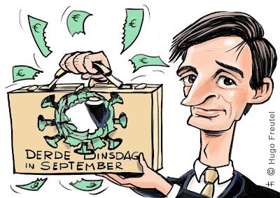cartoon Wopke Hoekstra, Derde Dinsdag in September