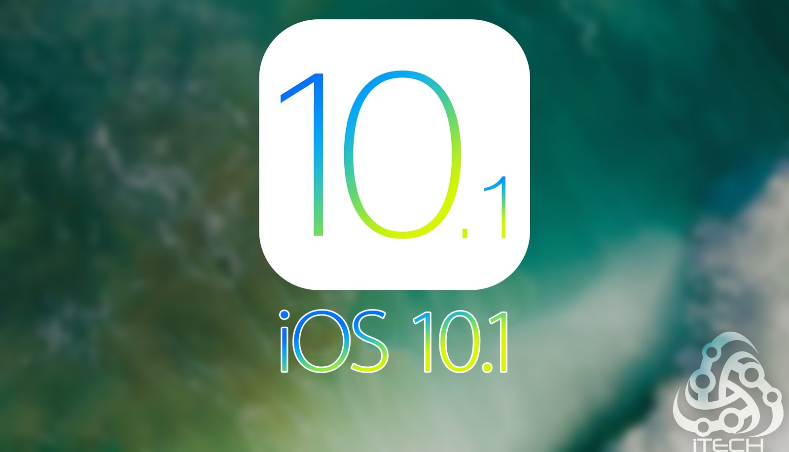 iOS 10.1 released to the public
