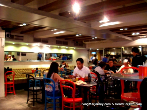 Burger Bar at Greenbelt 2