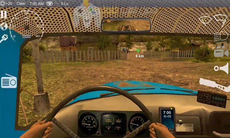 تحميل لعبة قيادة السيارات Russian Car Driver HD للكمبيوتر مجانًا