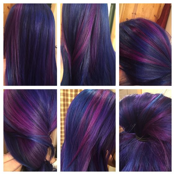 Amazing Violet Hairstyles The Haircut Web