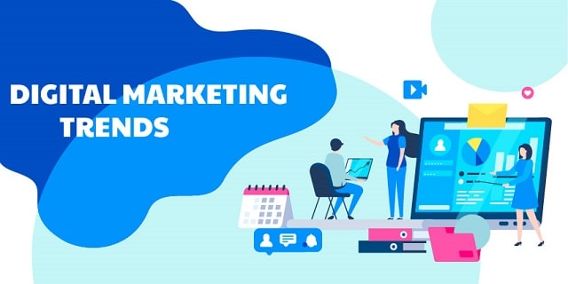 biggest digital marketing trends online advertising trending