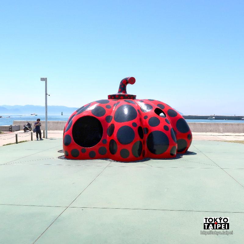 【直島】瀨戶內海上的藝術之島 一天逛不完的藝術品和美術館