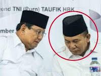 Kabar Buruk untuk Prabowo Subianto, Ketua DPRD dari Partai Gerindra Tampar Pegawai