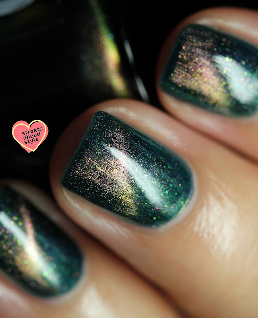 Girly Bits Cosmetics I've Got My Ion You swatch by Streets Ahead Style