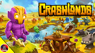 اللعبة الثالثة (3) Crashlands