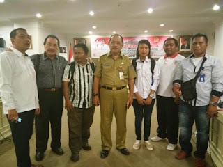 Pemprov Sulut Undang PPI Ikuti Kunjungan Kerja Komisi IX DPR Di Manado