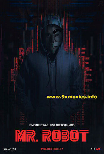 Mr Robot S03E09 English 720p WEB-DL 300MB ESubs