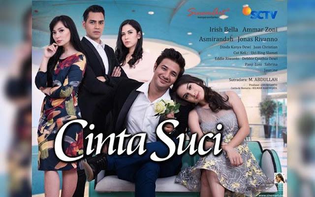 Sinopsis Cinta Suci SCTV Episode 1 - 499 TAMAT