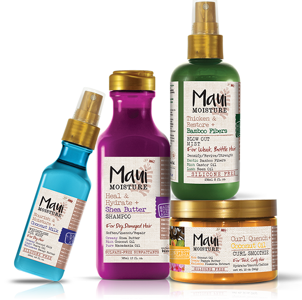 Wholesome Beauty For Your Hair With Maui Moisture