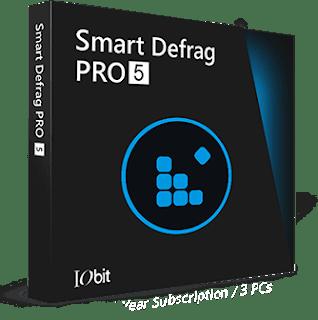 Download IObit Smart Defrag Pro 5.7 + Serial