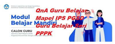 Kunci Jawaban Mapel IPS Jenjang SD