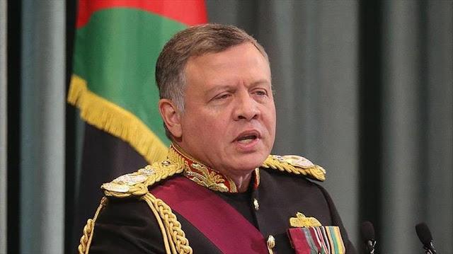 2 Pernyataan Tegas Raja Jordania Abdullah II kepada Perdana Menteri Israel