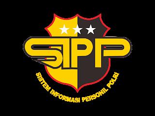 SIP POLRI Free Vector Logo CDR, Ai, EPS, PNG