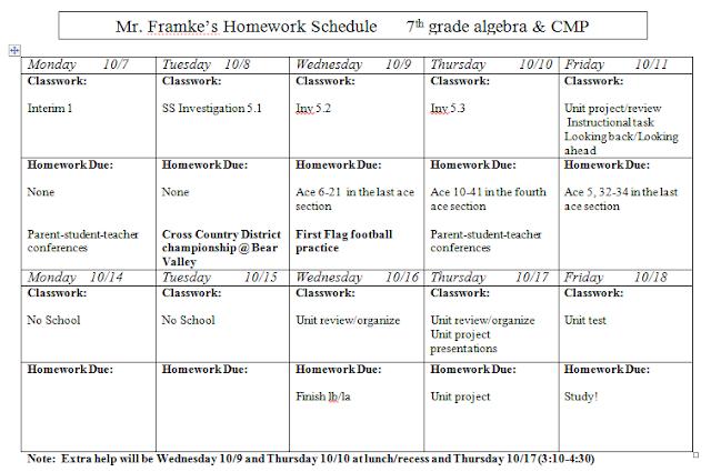 why didnt klutz any homework on saturday math worksheet