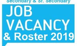 Secondary and Senior Secondary Teacher Rikti & Roster Information District wise on NIC website, Bihar