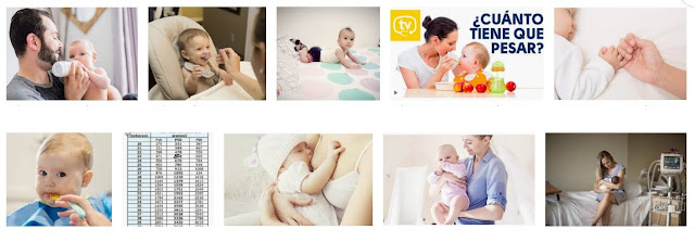 recomendaciones para que tu bebe engorde