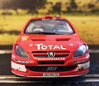 Peugeot 307 WRC Scalextric Tecnitoys