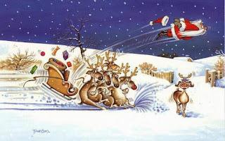 анекдоты и приколы про рождество