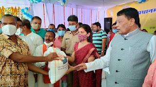 अन्न उत्सव गरीबों का उत्सव