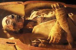 Firon dead body history