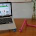 Su Borularından Laptop Altlığı  Yapımı