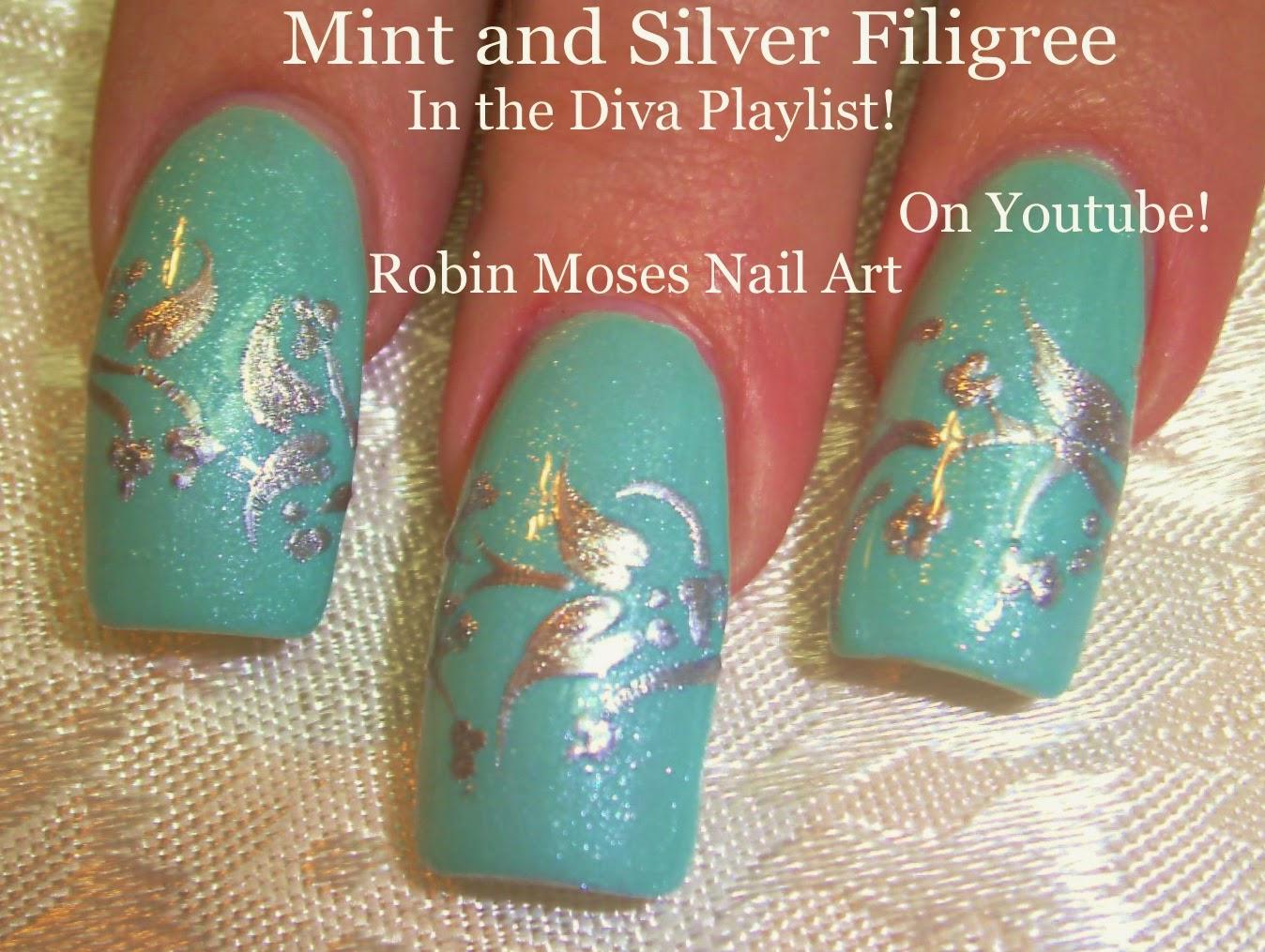 Nail Art by Robin Moses: January 2015