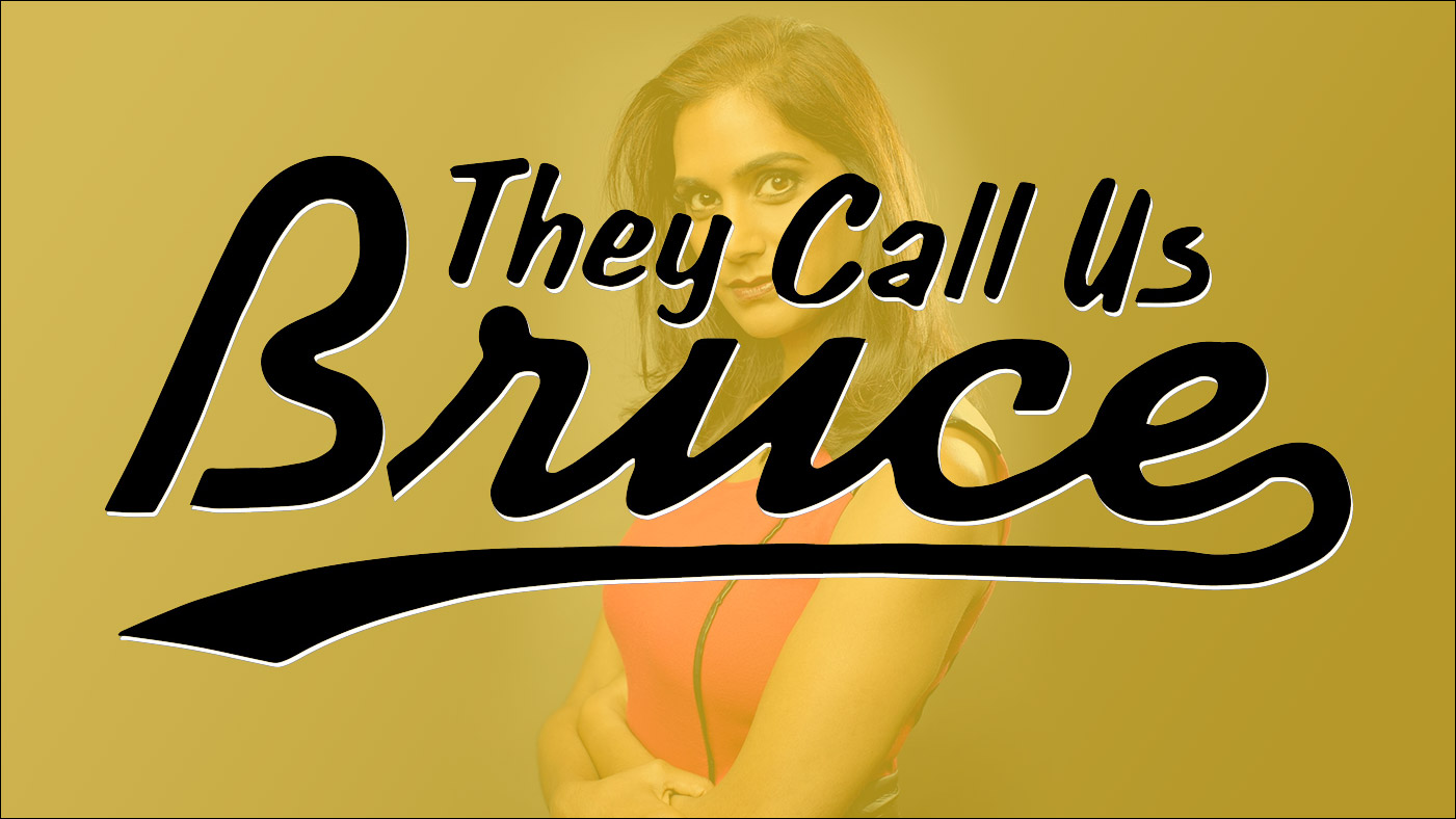 They Call Us Bruce 120: They Call Us Asha Rangappa