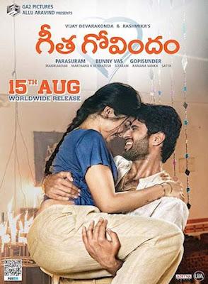 Geetha Govindam 2018 Telugu 720p WEB-DL 950MB ESubs
