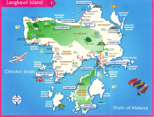 Langkawi Menjadi Pulau Pintar 5G