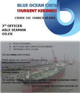 seaman job
