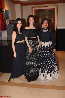 Bhagyashree and Diana Hayden walks the ramp for Mumbai Obstetrics and Gynecological Society Annual Fashion Show 018.JPG