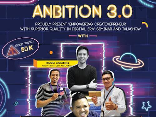 Anbition 2019 Polban Bandung