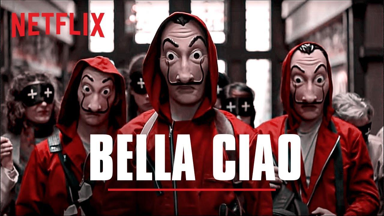 Bela (Ciao) Chaw Chaw Lyrics in Hindi - Money Heist