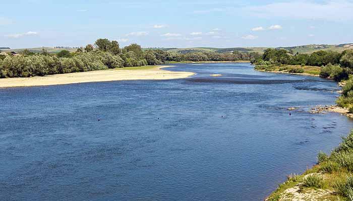 Sungai Terpanjang di Benua Eropa