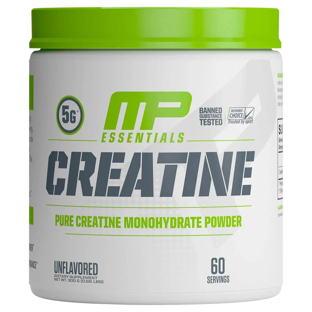 MusclePharm Creatine, 0.66 lb, Unflavoured